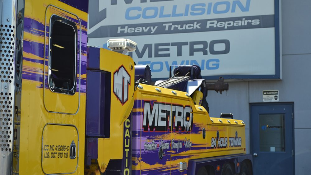 Metro Collision