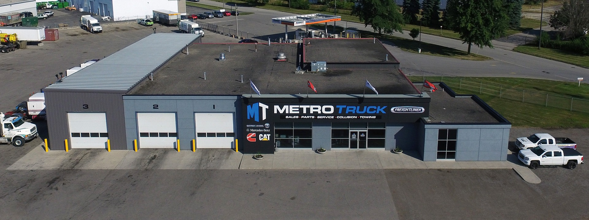 Metro Truck Brantford
